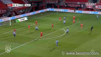 VIDEO: Hallers first Ajax goal vs FC Twente - BeSoccer EN