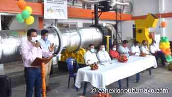 Inauguran primera planta transformadora de chontaduro en Villagarzón, Putumayo - Conexión Putumayo