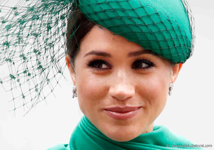 Duchess Of Sussex Meghan Markle Expecting 2nd Child, A Sibling For Archie