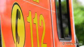 Finnentrop: Zwei Personen werden bei Verkehrsunfall verletzt - WP News