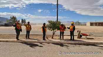 Comienzan obras de mejoramiento en Agua Prieta - Grupo En Concreto