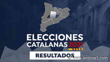 Resultados de las elecciones catalanas 2021 en Santa Maria d'Oló - Antena 3 Noticias