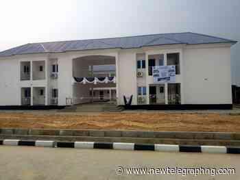 Nigerian Navy builds new houses for senior, junior ratings in Yenagoa - New Telegraph Newspaper