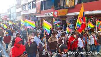 """MICC en """"Vigilia por la Democracia"""" en Latacunga - Diario Los Andes"""