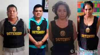 Amazonas: Alcalde de Cajaruro se fugó al ser acusado de falsificar votos en las últimas elecciones pplr - LaRepública.pe