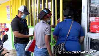 Autoridades verifican cumplimiento de medidas en comercios de San Miguelito - Telemetro