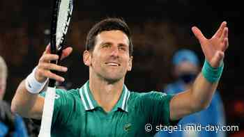 Australian Open: Novak Djokovic crushes Jeremy Chardy - Mid-Day