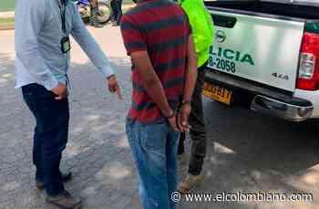 Capturado presunto agresor de mujer en el Carmen de Viboral - El Colombiano