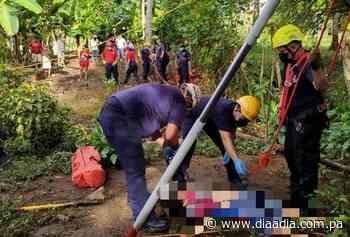 Fallece mujer al caer en un pozo en Manchuila en Bugaba - Día a día