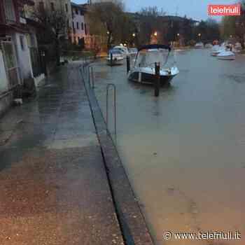 Cervignano del Friuli: paura per il livello dell'Ausa / VIDEO - Telefriuli