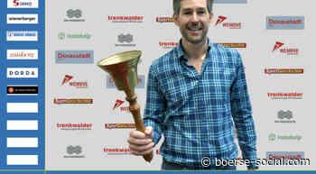 Stefan Rathausky läutet die Opening Bell für Freitag #chooseoptimism | boerse-social.com - Boerse Social Network