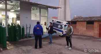 Piden garantizar provisión de oxígeno medicinal en la provincia de Huanta - Diario Ojo