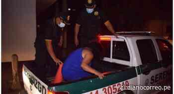 En operativo intervienen a irresponsables en la provincia de Ascope - Diario Correo