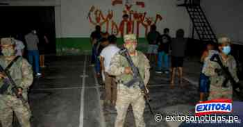 Más de 100 detenidos en provincia de Ascope - exitosanoticias