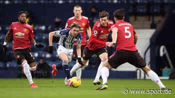 Premier League: Gala von Ex-BVB-Star Pierre-Emerick Aubameyang - Manchester United patzt beim Vorletzten - sport.de