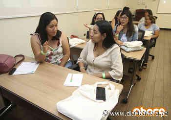 Capacitan a emprendedoras de Satipo,Pangoa y Mazamari - DIARIO AHORA
