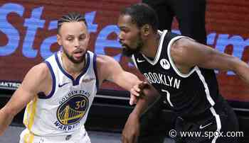 NBA: Kevin Durant gibt Comeback nach Corona-Chaos gegen die Golden State Warriors - SPOX.com