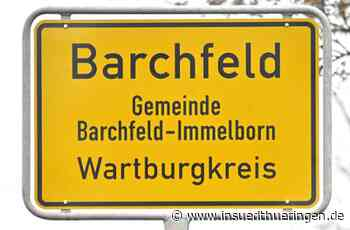 Barchfeld-Immelborn: Gemeinde setzt den Rotstift an - inSüdthüringen - inSüdthüringen
