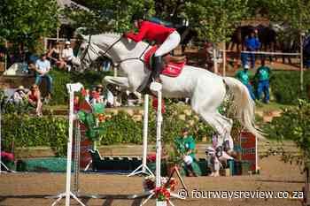 Chartwell's Lorette Knowles-Taylor jumps into second place in showjumping rankings - Fourways Review