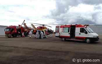 Pacientes com Covid-19 são transferidos de Coromandel e Monte Carmelo para Divinópolis - G1