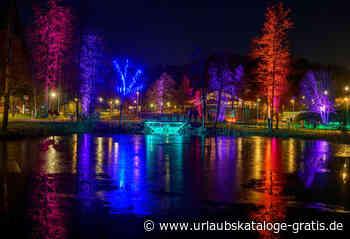 Märchenhafte Eiswelt   Scheidegg, Allgäu - Urlaubskataloge-gratis