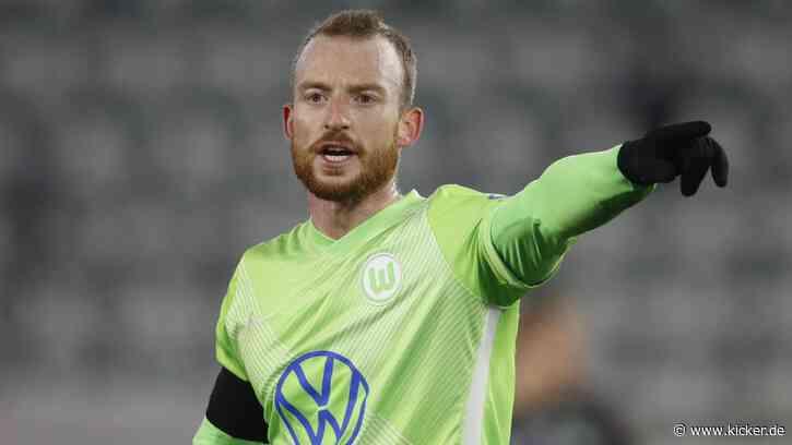 Einmal Wolfsburg, immer Wolfsburg: Arnold verlängert bis 2026 - kicker