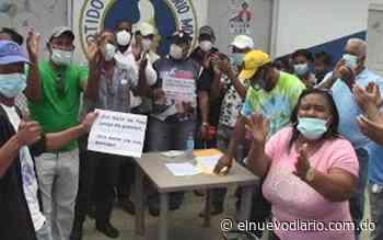 Dirigentes del PRM en Montecristi reclaman empleos en el Gobierno - El Nuevo Diario (República Dominicana)