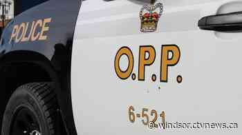 OPP nab Kingsville man after alleged theft from Comber business - CTV News Windsor