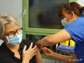 Seine-et-Marne. Le centre de vaccination de Montereau a ouvert salle Rustic - actu.fr