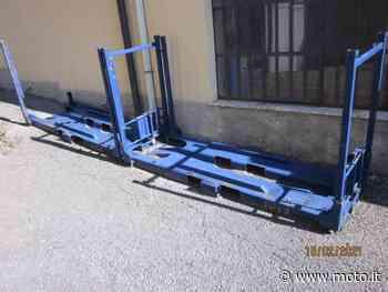 Vendo imballi per trasporto moto imballo a Sarnico (codice 8284338) - Moto.it
