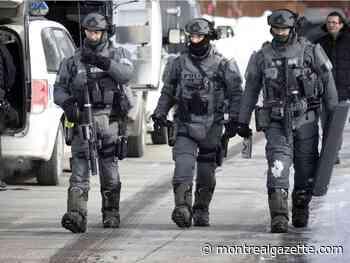 Two armed men arrested in Dollard-des-Ormeaux after break-in - Montreal Gazette