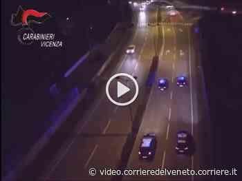 Rapina a Cassola, dieci arresti video - Corriere della Sera