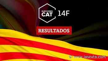 Resultados en Sora de las elecciones catalanas del 14F - LaSexta