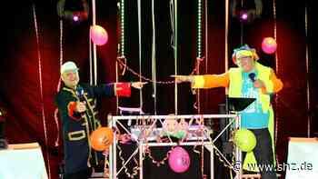 Mehr als 700.000 Teilnehmer: Live-Stream aus Kropp wegen Corona: Kinderfasching wird zur Mega-Online-Party | shz.de - shz.de