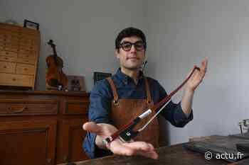 Yvelines. Maisons-Laffitte : Sergio Chanquia, un archetier rare - actu.fr