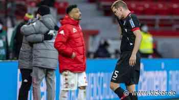 """Sven Bender ratlos: """"Was soll ich machen?"""" - kicker"""