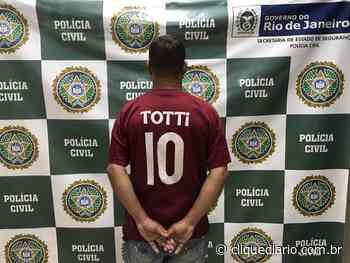Acusado de estuprar filha de amigo é preso em Iguaba Grande - Clique Diário