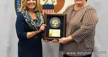 Saint Raymond School honored in Washington, D.C. with 2019 National Blue Ribbon Award - dailyherald.com