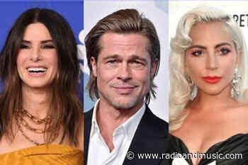 Lady Gaga, Sandra Bullock and Brad Pitt in new film 'Bullet Train' - RadioandMusic.com