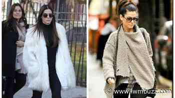 Have A Look At Sexy Sandra Bullock's Winter Approved Outfits - IWMBuzz