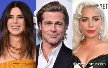 Sandra Bullock joins Brad Pitt and Lady Gaga in new film 'Bullet Train' - NME