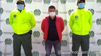 A la cárcel hombre que habría contactado a sicarios que asesinaron al alcalde electo de Sutatausa - Noticias RCN
