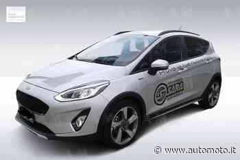 Vendo Ford Fiesta Active 1.0 Ecoboost 125 CV Start&Stop nuova a Airasca, Torino (codice 7805668) - Automoto.it - Automoto.it