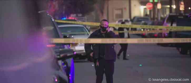 10-Year-Old Pasadena Boy Shot, Critically Wounded While Playing In Yard