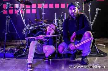 Savigny-le-Temple : cinq minutes pour apprendre le rythme avec le batteur de Dagoba sur You Tube - Le Parisien