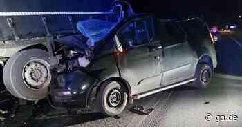 Unfall bei Neunkirchen-Seelscheid - Anhänger löst sich von Lkw - ga.de