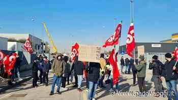 Amazon, la protesta blocca il primo turno ai magazzini di Vigonza - PadovaOggi