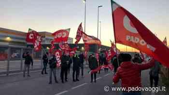 Vigonza, sciopero ai magazzini Amazon - PadovaOggi