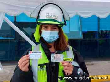Puerto Ventanas, Chile: Realizan operativo de vacunación contra el Covid-19 para trabajadores - MundoMaritimo.cl