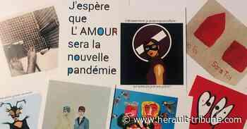 SETE - Des cartes postales réalisées par des artistes sétois à l'occasion de la Saint Valentin - Hérault-Tribune